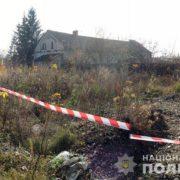 Поліція затримала 54-річного підозрюваного у вбивстві жінки на Прикарпатті