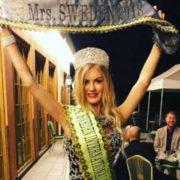 Українка завоювала титул найкрасивішої жінки Швеції(фото)
