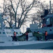 В анексованому Криму російські окупанти обрали запобіжний захід для українських моряків