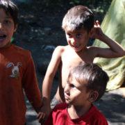 У Франківську роми покинули дитину