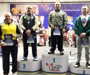 Прикарпатський студент став срібним призером Кубку України з пауерліфтингу. ФОТО