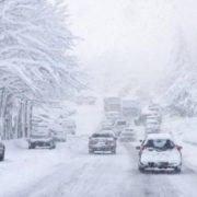 На Прикарпаття насувається активний циклон: випаде до 15 см снігу