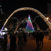 На вулицях Франківська не буде нової святкової ілюмінації