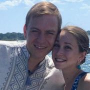 32-річний іванофранківець розповів, як підкорити серце американки: Одружитися з американкою, або Усе життя порівну