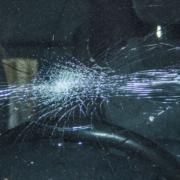 У Франківську водій маршрутки збив велосипедиста і втік