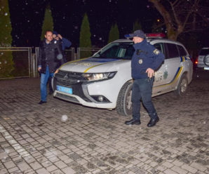 Мер Івано-Франківська став патрульним (фото)