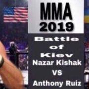 Американський боєць MMA кинув виклик франківському патрульному. ВІДЕО