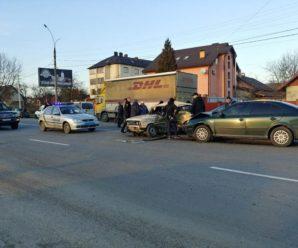 Подробиці ДТП в Коломиї. Дві людини постраждали