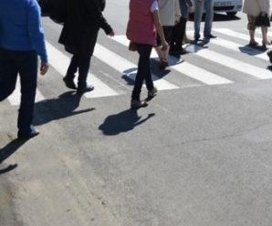 """На Коломийщині активісти """"АвтоЄвроСили"""" перекрили дорогу"""