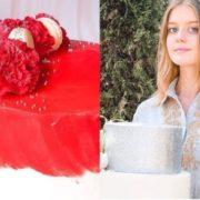 """Талановита школярка з Івано-Франківська випікає неймовірної краси торти: """"Повертаюся зі школи о сьомій вечора. Печу торти до третьої ночі"""""""