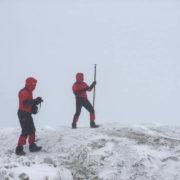 Рятувальники допомогли туристам, які заблукали на засніженому Піп Івані