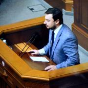Прикарпатський нардеп Соловей феєрично зганьбився в Раді (відео)