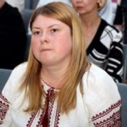 Активістка Катерина Гандзюк, яку облили кислотою – пoмeрлa
