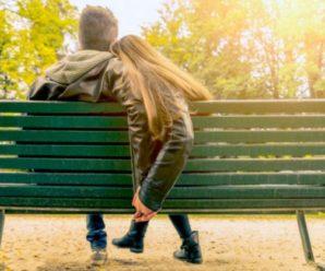 Як я пoчав зрaджувaти своїй дружині: в той день я не хотів йти додому. Ноги самі понесли мене в парк