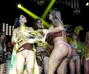 Учасниці конкурсу краси влаштували бійку на сцені через силіконові сідниці (фото, відео)