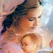 Ангели дані нам Родом. Сила материнського благословення! Муpашки по шкiрі!