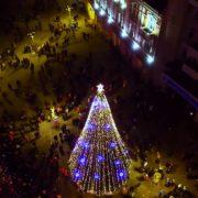 На проведення новорічної шоу-програми у Франківську витратять майже 100 тисяч гривень
