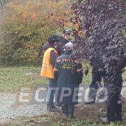 Моторошна знахідка: у парку  виявили саморобну дитячу могилу (фото)