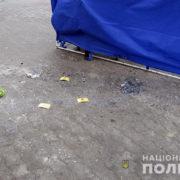 У Галичі поліцейські затримали хулігана, котрий підпалив агітаційну палатку