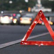Поліція Івано-Франківська розшукує водія, який збив жінку та втік з місця аварії