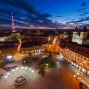 Франківськ з висоти: цього року на Ратушу піднялося більше 18 тисяч осіб