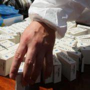 Рибалка виловив з Тихого океану майже 50 кілограмів кокаїну