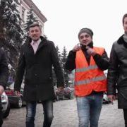 Проблеми з паркуванням у Франківську показали у кліпі-пародії. ВІДЕО