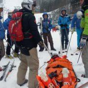 Порятунок туристів: на Прикарпатті пройшли спільні навчання гірських рятувальників України, Польщі, Чехії та Словаччини