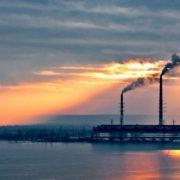 Бурштинська ТЕС залишилась у трійці лідерів найбільших забруднювачів атмосфери