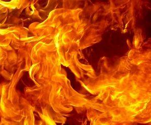 Небезпечний вогонь: в Івано-Франківська горіла СТО