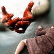 На Прикарпатті син вбив маму і закрив у хаті