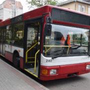 У Франківську через ДТП тролейбуси змінили схему руху