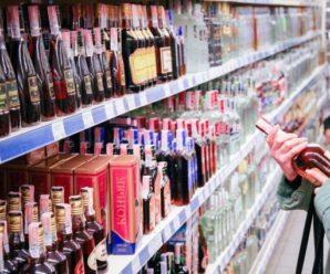 В одному з франківських магазинів продавали алкоголь неповнолітнім