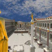Італійські вчені розробили віртуальну екскурсію Стародавнім Римом (ВІДЕО)