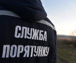 На Прикарпатті рятувальники звільнили з могили чоловіка