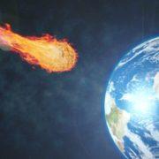 Метеорит впав на подвір'я селянина в Карпатах
