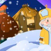 Казка про святого Миколая