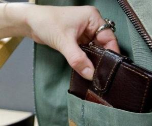 Франківські патрульні затримали жінку, яка у маршрутці вкрала гаманець (фото)