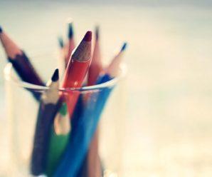 Притча про п'ять якостей олівця