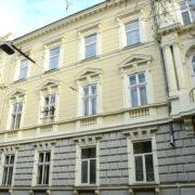 У Франківську завершили реставрацію історичного будинку на Шевченка (фото)