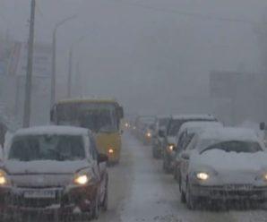 Україну засипало снігом: найскладніша ситуація на Прикарпатті(ВІДЕО)