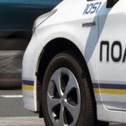 На Прикарпатті авто протаранило міст (фото)