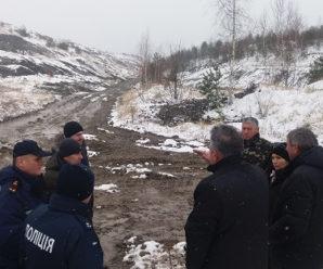 Міськрада Калуша: Ситуація на відвалах Домбровського кар'єру є критичною