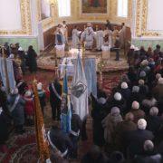 У Коломиї освятили нову церкву (фото,відео)