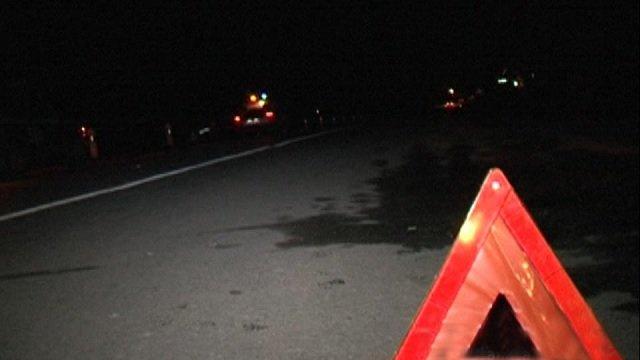 Небайдужі розшукують учасників вечірньої ДТП на трасі Калуш-Івано-Франківськ