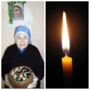 На Прикарпатті померла монахиня, яка 60 років життя присвятила служінню