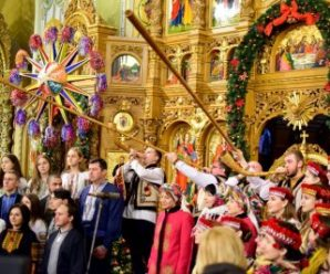 В Івано-Франківську стартував ювілейний фестиваль «Коляда на Майзлях»