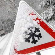 На Прикарпатті очікується сильний сніг