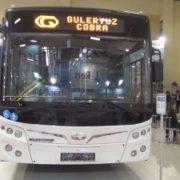 Івано-Франківськ купить 12 турецьких низькопідлогових міських автобусів