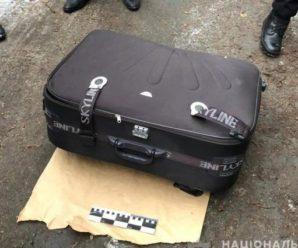 Труп засунули в чемодан та викинули у смітник: У Дніпрі жорстоко вбили дівчину-красуню